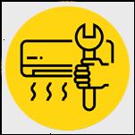 Mantenimiento aire acondicionado, calefacción y climatización