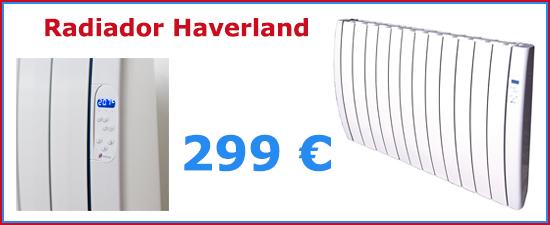 Oferta radiador Haverland RC12TT 1500w