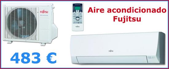 Aire acondicionado Fujitsu ASY25UI-LLCE