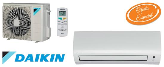 Oferta aire acondicionado barato Daikin TX35KN Hiperclima
