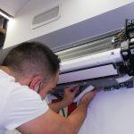 Reparación y mantenimiento de aparatos de aire acondicionado