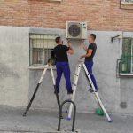 Instalación aire acondicionado particulares