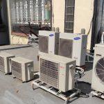 Instalación, reparación y mantenimiento de aire acondicionado en comunidades de vecinos